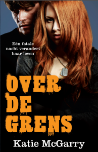 McGarry, Katie - Over de Grens