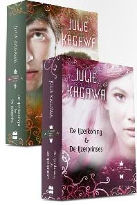 Kagawa, Julie - De Iron Fey (2 boeken)