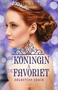 Cass, Kiera - De Koningin en de Favoriet