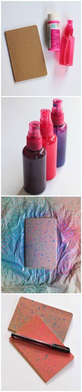 notebook versieren