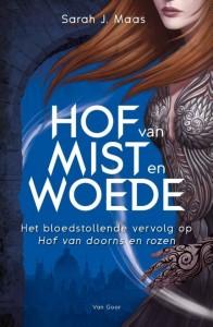 Maas, Sarah J. - Hof van Mist en Woede
