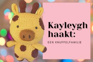 Kayleygh haakt - Een knuffelfamilie - kayleygh.nl